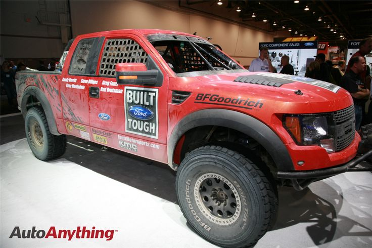 Off Road high perfromance Ford f-150 Raptor trucks