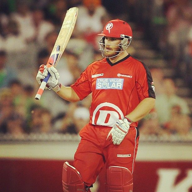 Aaron Finch's unbeaten 47-ball 67 led the @Melissa Hayes Renegades to a second #MelbourneDerby win for #BBL02
