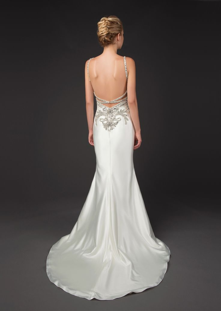 wedding diamond label emilina dress
