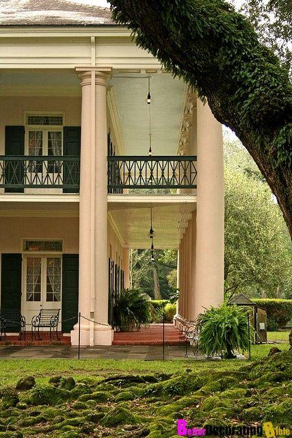 Oak Alley Plantation, Vacherie, La. @Andrew Lawrence Alley Plantation