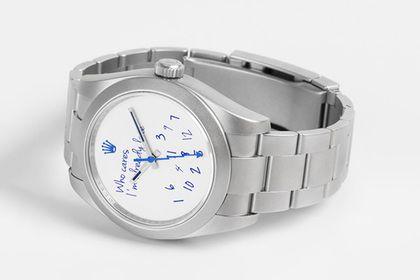 Французы сделали часы для любителей опаздывать: Часы: Ценности: Lenta.ru