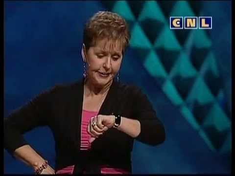 • Джойс Майер • Сила Простой Молитвы Часть 1 • Джойс Майер Проповеди Онл...
