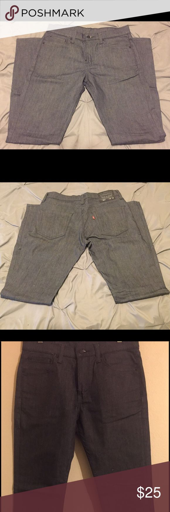 Men's 511 Levi's Jeans Basically NWOT only tried on never really worn... Levi's Jeans Slim Straight