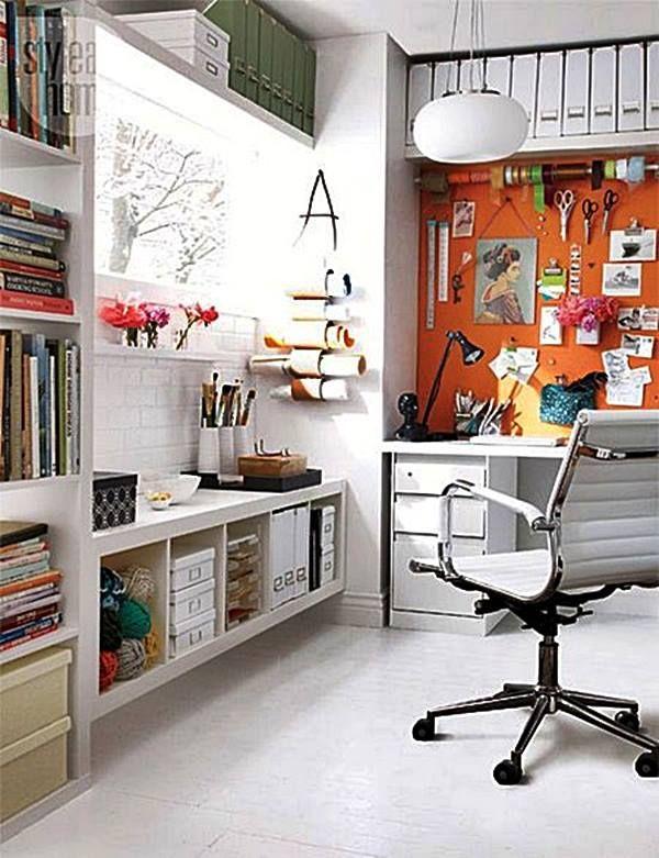 Precisa trabalhar em casa? Saiba o que é absolutamente necessário para ter um mini ou não tão pequeno escritório confortável na sua casa ou apartamento.