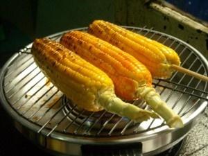 Jagung Bakar Spesial saus barbeque | Kabarinews.com