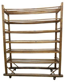 Industrial  Rolling Rack | Set the Scene | One Kings Lane