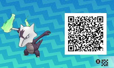 Marowak PLEASE FOLLOW ME FOR MORE DAILY NEWS ABOUT GAME POKÉMON SUN AND MOON. SIGA PARA MAIS NOVIDADES DIÁRIAS SOBRE O GAME POKÉMON SUN AND MOON. Game qr code Sun and moon código qr sol e lua Pokémon Nintendo jogos 3ds games gamingposts caulofduty gaming gamer relatable Pokémon Go Pokemon XY Pokémon Oras