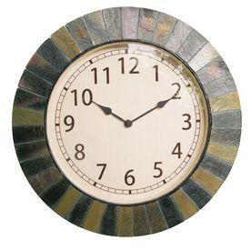 Garden Treasures Transitional Clock