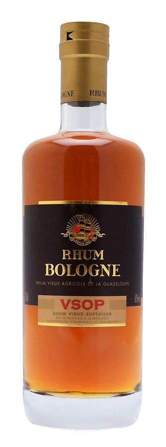 Rhum Bologne VSOP 70cl 42°