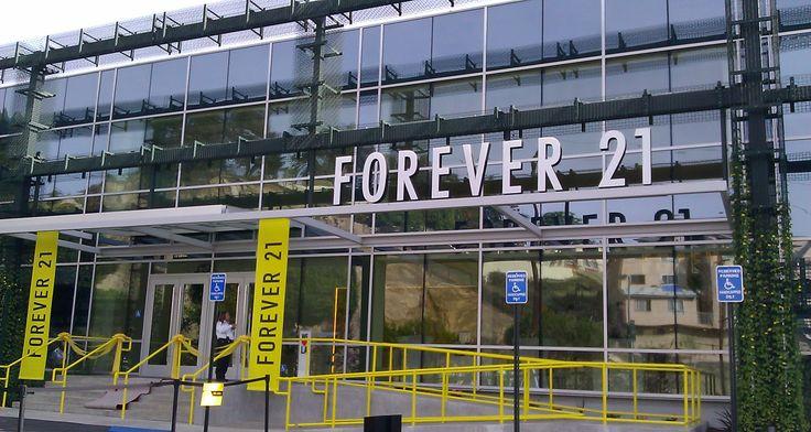 forever21 HQ