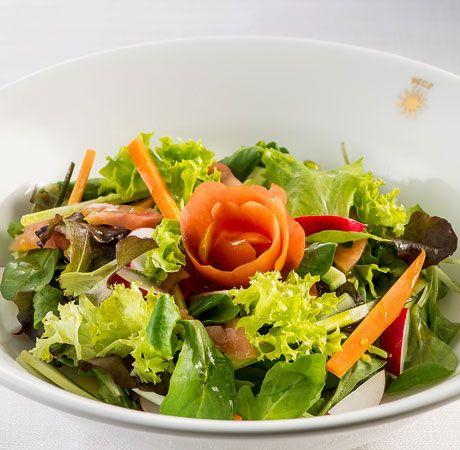 Seasonal #salad at #PeckItalianBar
