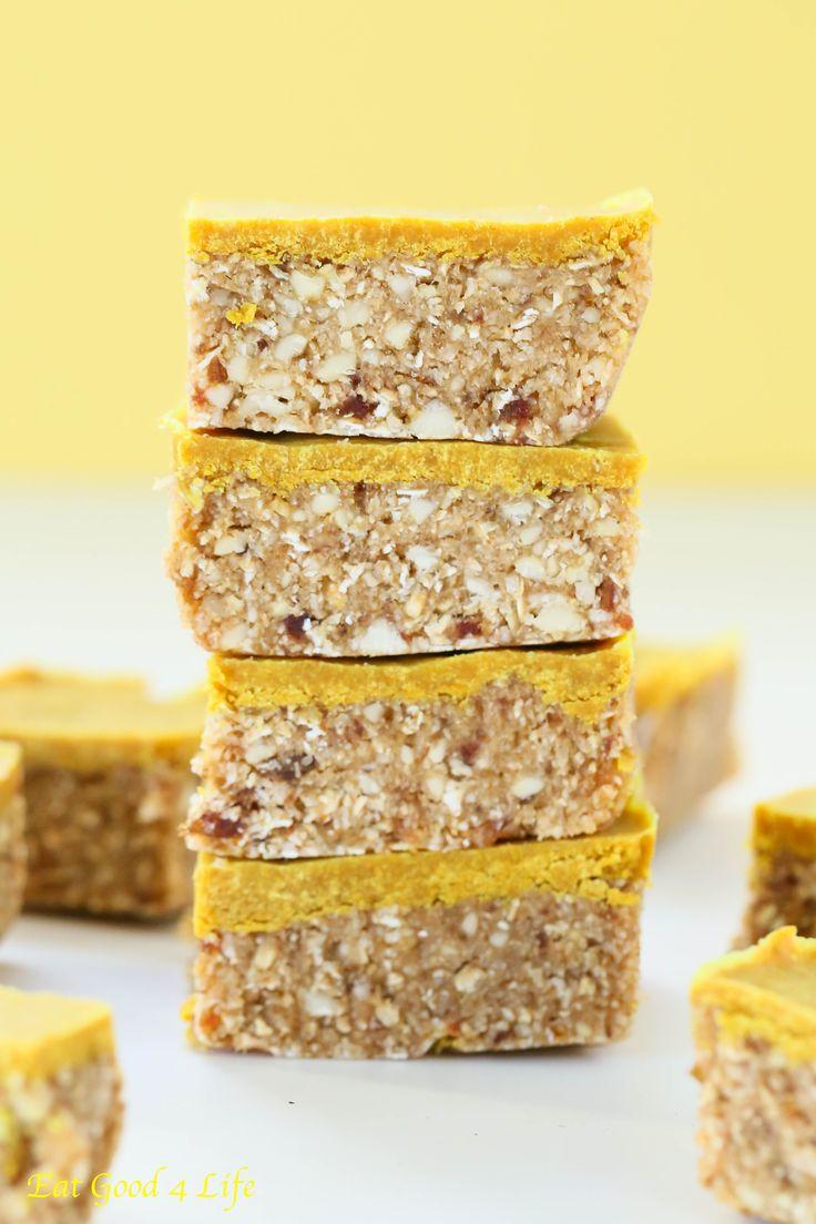 superfood lemon bars - naturally amazing and dairy-free recipe via @eat