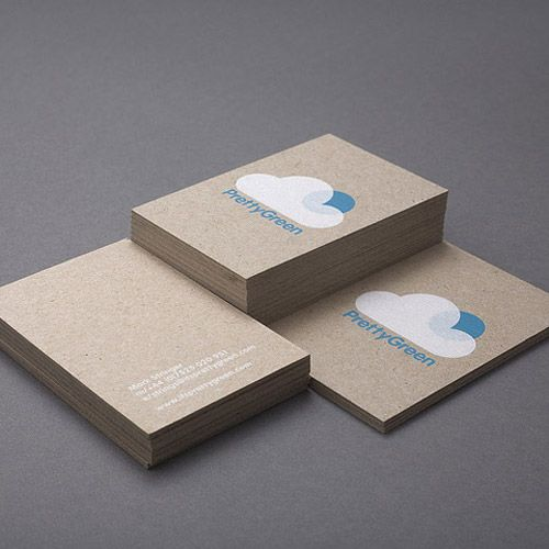 44 Awesome Business Card Designs that Will Inspire You - You The Designer | You The Designer