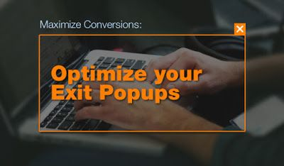 Being a website owner you know how important it is to engage your users to convert prospects into customers. An exit popup offers you a last opportunity to engage them before they abandon your site.