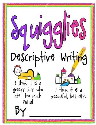 best descriptive writing images teaching writing fun descriptive writing book