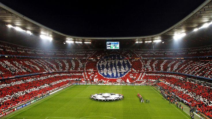 Bayern Munich Stadium Photo