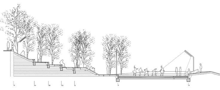 Galería de Plaza San Martin De La Mar / Zigzag Arquitectura - 9
