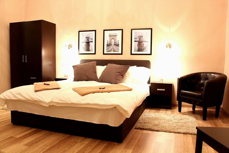Deluxe Double Room - vintage style