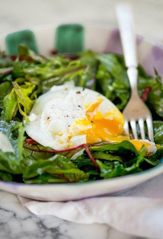 How To Easily Poach an Egg