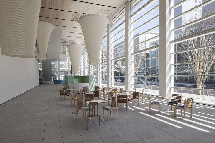 Gallery - Oita Prefectural Art Museum / Shigeru Ban Architects - 3