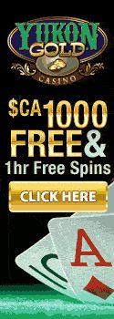 Yukon Gold Casino 1 Hour Free Spins