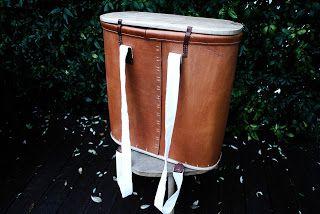 interpretation of Gokstad backback (Viking Handcraft)
