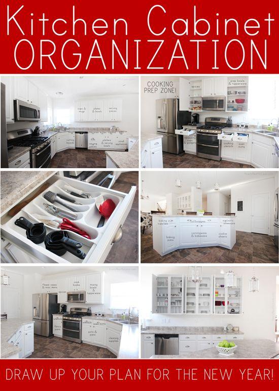 Kitchen Cabinet Organizing Ideas Awesome Decorating Design