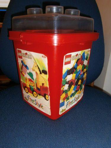 baril Lego freestyle 4139