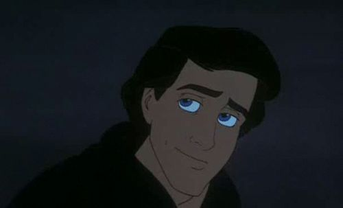 And it's natural to feel things for him. | Prince Eric Was The Best Disney Prince And It's OK To Be Attracted To Him