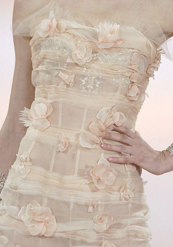 Christian lacroix gabriel wedding dress