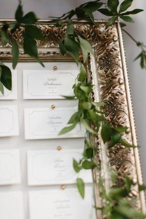This bride chose Anne Barge for her Wedding Day | Erin McGinn Photography | KleinfeldBridal.com