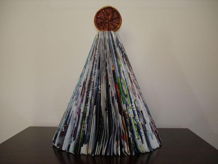 My new Christmas tree from the IKEA catalog!