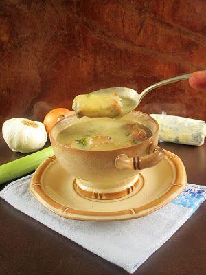 Francia hagymaleves Vegital Baby géppelA gépeket, alapanyagokat,recepteket itt találjátok:www.vegital.bolt.hutovábbi növényi tej receptek itt.Baby gép- Smoot Soup program