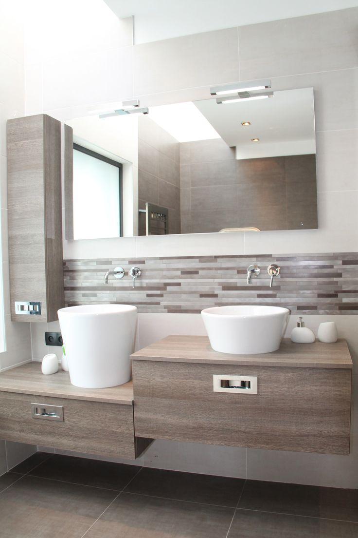 meuble salle de bain vasque a poser