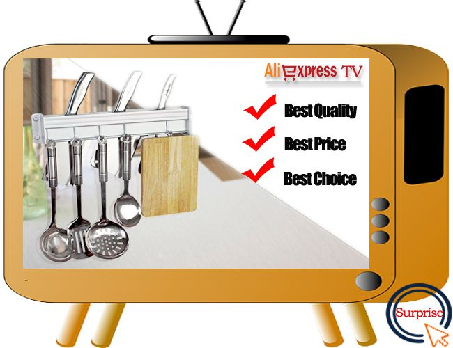 Redefine Our Kitchen-----The Newest Design 50cm Kitchen Wall Mounted Knife Holder 100% Aluminum Alloy Cooking Tools-----Brief Style And Safe Using.