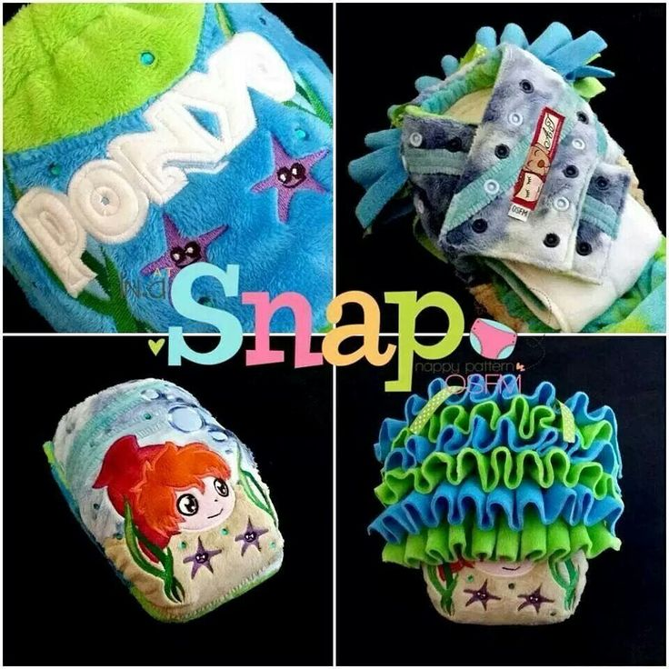 """Alexis Taylor Ponyo Inspired """" In A Snap """" Nappy - www.facebook.com/alexistaylordesigns  IG : @alexistaylordesigns"""
