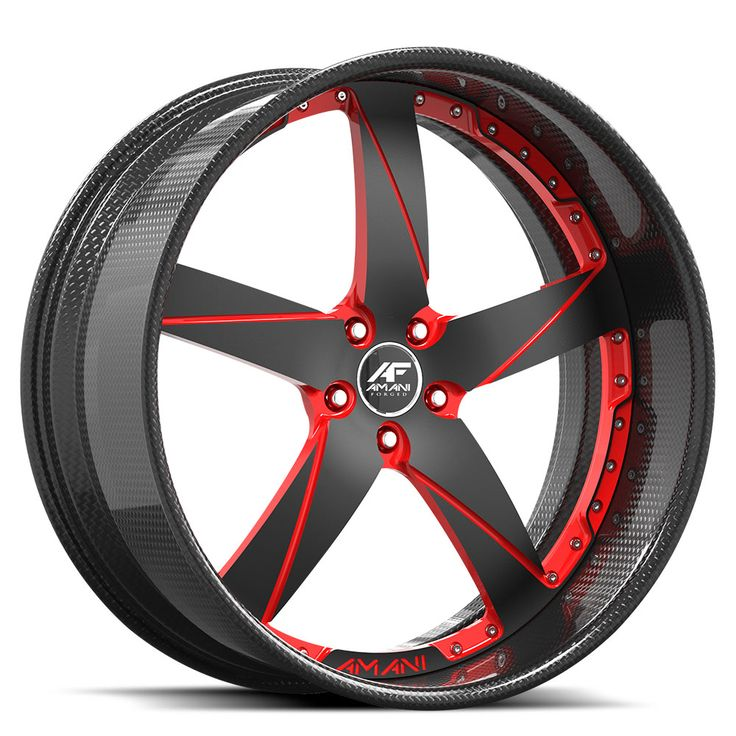Finishes we offer Chrome, Matte/Satin, Brushed, Carbon Fiber, Powder Coated, Gold or Copper Plated & Custom Paint <br/><br/> STEERING WHEEL: 14, 16, and 18 inch available to match Forged Multi-Piece Five-Spoke Standard Five Lug Wheel.