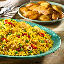 This simple arroz con pollo recipe is a cinch to prepare with a few GOYA® pantry staples, like GOYA® Adobo and GOYA® Extra Virgin Olive Oil. Your tastebuds will be thanking you!