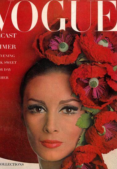 Wilhelmina, Irving Penn for Vogue