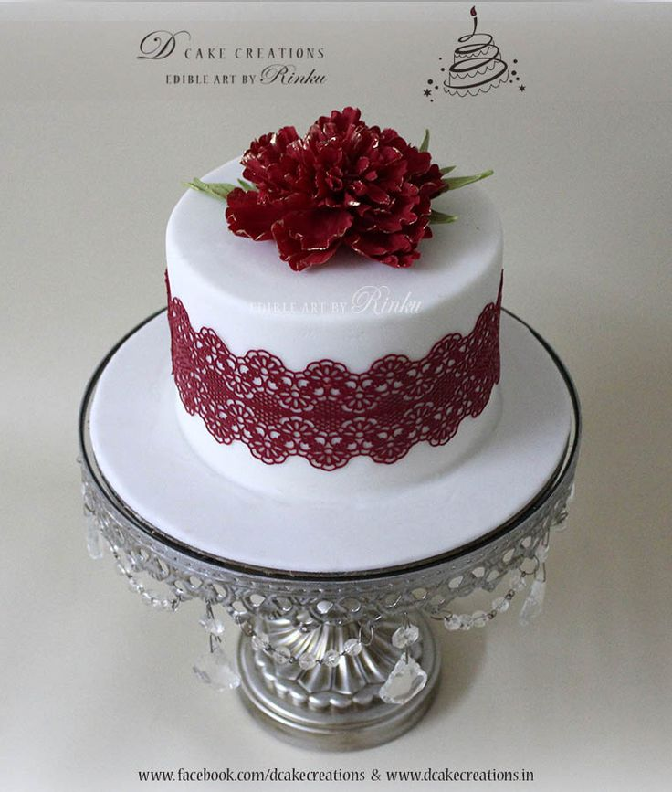 ruby wedding cake pictures 104 best images about wedding amp anniversary cakes on 19449
