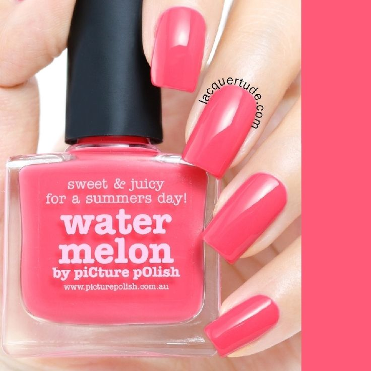 PicturePolish Kynsilakka - WATERMELON