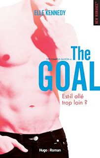 Carnet de Lecture: Off-Campus - tome 4 : The Goal - Elle Kennedy