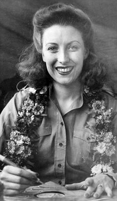 Wartime sweetheart, singer Vera Lynn boosted the morale of British troops during the Second World War.