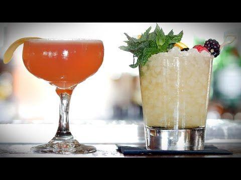 5 Vintage Cocktails που πρέπει να ξαναγίνουν μόδα (video)