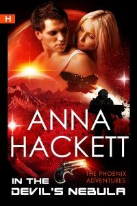 Anna Hackett's newest release! In the Devil's Nebula