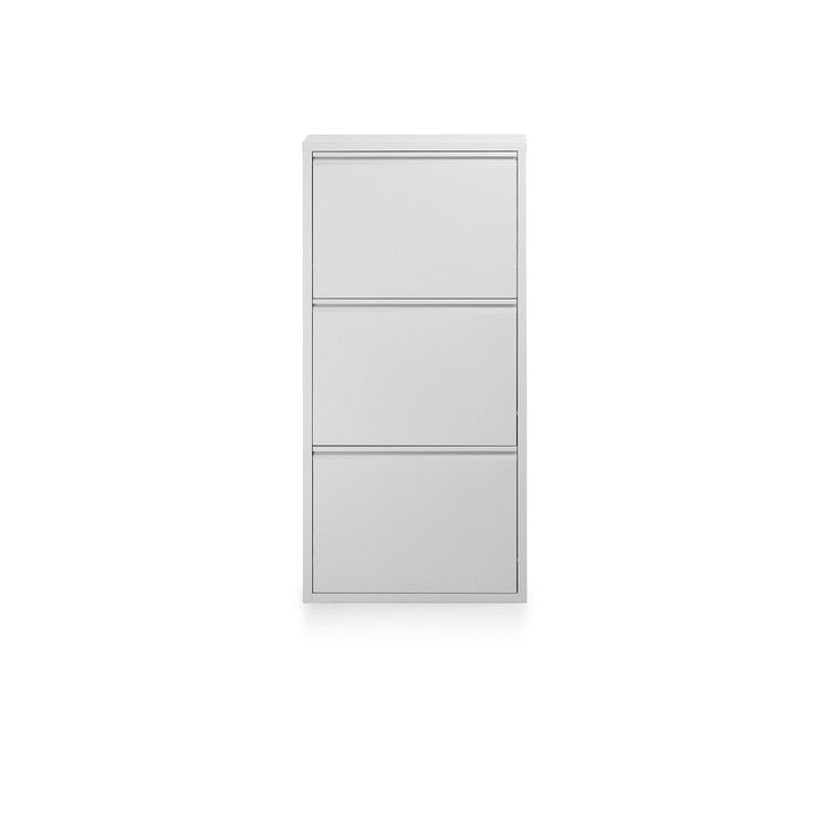 Less Zapatero 3 Puertas Blanco