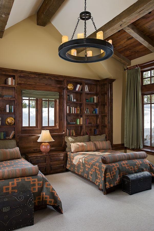 Great boys bedroom color scheme