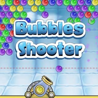 Bubbles Shooter - http://www.funtime247.com/strategy/bubbles-shooter/ - Your task in this fun bubble shooter is to match at least 3 bubbles of the same color. Aim carefully, shoot, and try to remove as many bubbles as you can!