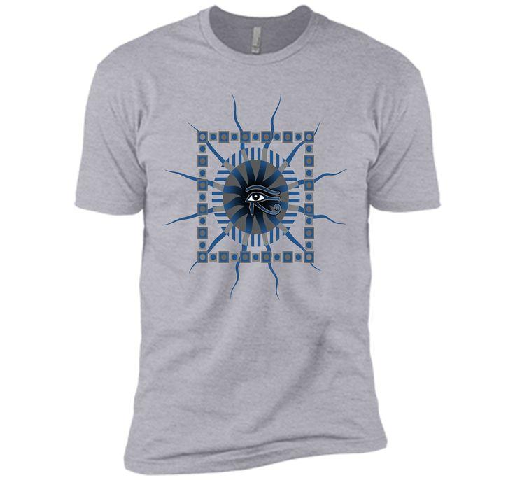 Becoming Eye Of Horus Vortex 2017 T Shirt