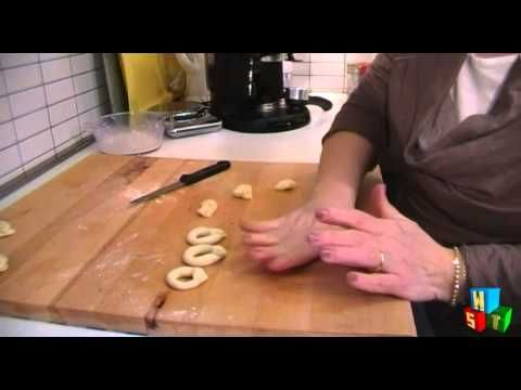 Taralli pugliesi - CucinaConMe - YouTube